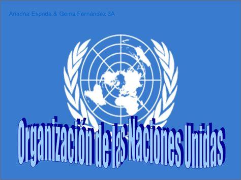 Las Naciones Unidas, Ariadna y Gema
