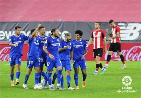Las notas del Sevilla FC ante el Athletic   Estadio deportivo