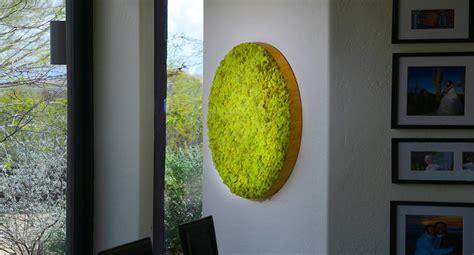 Las nuevas paredes verdes son de musgo, asequibles y sin ...