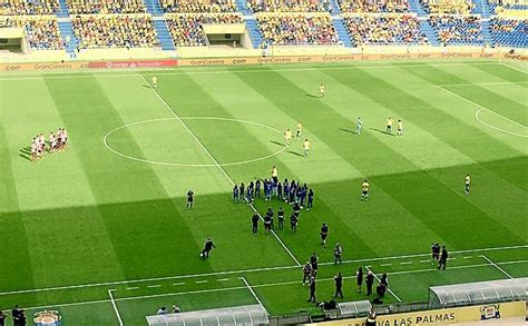 Las Palmas Athletic Club, en directo   Estadio deportivo