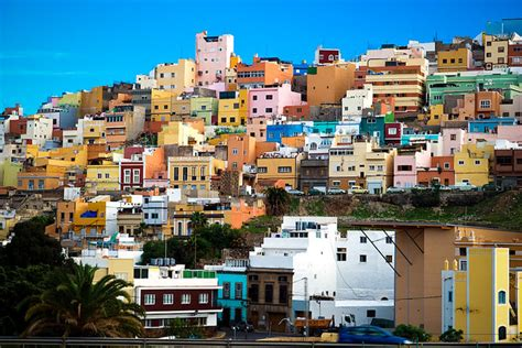 Las Palmas | Capital of Gran Canaria, Canary Islands ...