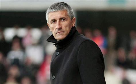 "Las Palmas coach, Quique Setien: ""Only way to stop Messi ..."