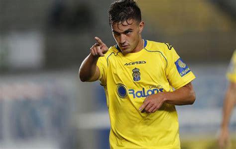 Las Palmas: Las Palmas cede a Asdrúbal al Leganés hasta ...