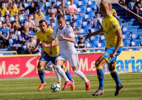 Las Palmas   Real Madrid: Resultado y resumen, hoy en ...