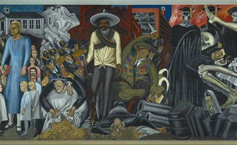 Las pinturas del arte postrevolucionario mexicano que irán ...