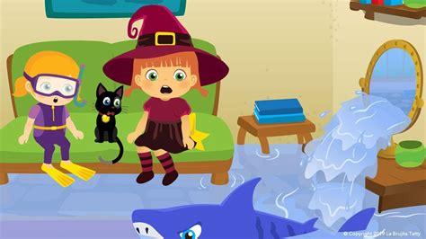 Las Pinturas Mágicas de Lilly  Dibujos Animados en ...