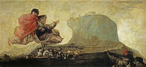Las pinturas negras de Francisco de Goya   El Estudio del ...