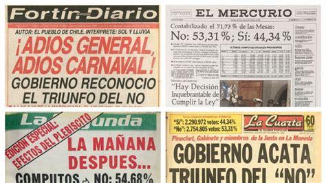 Las portadas de los diarios el día después del triunfo del ...