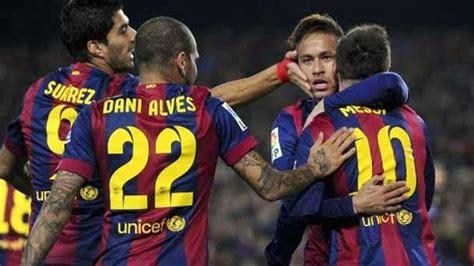 Las posibles alineaciones del FC Barcelona Valencia  Liga ...