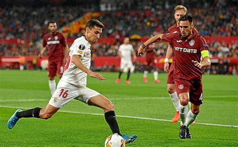 Las posibles fechas del Sevilla FC Roma en la Europa ...