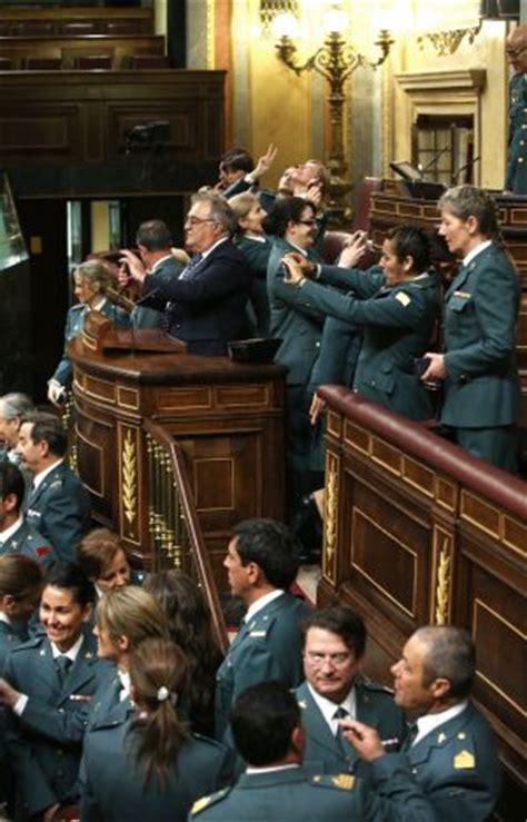 Las primeras 198 de la Guardia Civil | España | EL PAÍS