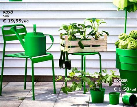 Las propuestas de Ikea para decorar tu balcón verano 2014