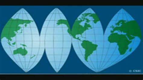 Las proyecciones cartográficas   YouTube