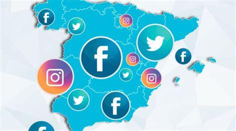 Las redes sociales más usadas en España en 2019