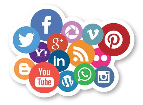 Las redes sociales más usadas – Clases de Tics