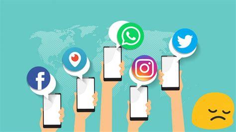 Las redes sociales podrían estar dañando la salud mental ...