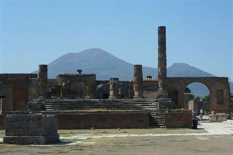 Las ruinas de Pompeya, precios y horarios de este ...