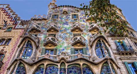 Las seis mejores casas modernistas de Barcelona   España ...