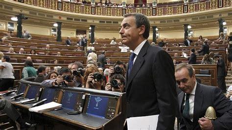 Las siete lecciones que extrae Rajoy del Gobierno de Zapatero