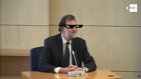 Las sobradas declaraciones de Rajoy en la Audiencia Nacional