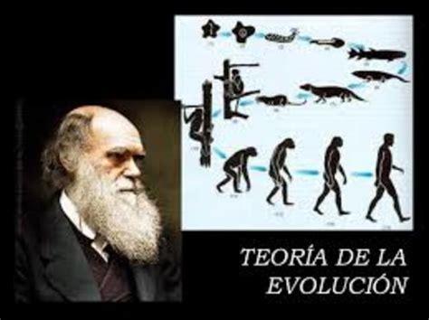 Las teorías de la evolución y sus autores timeline ...