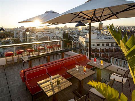 Las terrazas más bonitas de Madrid