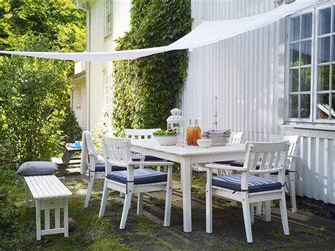 Las últimas novedades de muebles para el jardín de IKEA