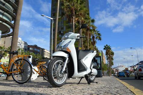 Las ventas de motos suben en enero un 22% en Canarias ...