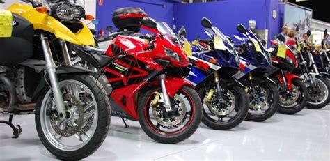Las ventas de motos usadas crecen un 2% en Canarias ...
