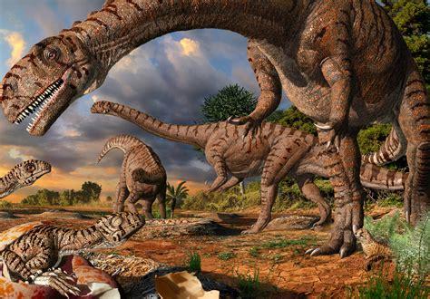 Las ventosidades de los dinosaurios pudieron calentar la ...