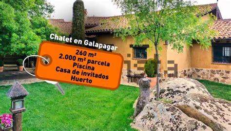 Las viviendas en Galapagar, la zona donde vivirán Iglesias ...