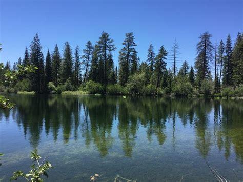 Lassen Volcanic National Park Hiking Trails  Parque ...