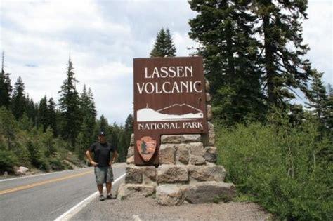 Lassen Volcanic National Park   Lassen Peak erupted in ...