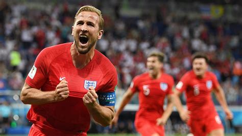 Last gasp Harry Kane header snatches England win   World ...