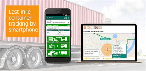 Last Mile Container Tracker   Apps on Google Play