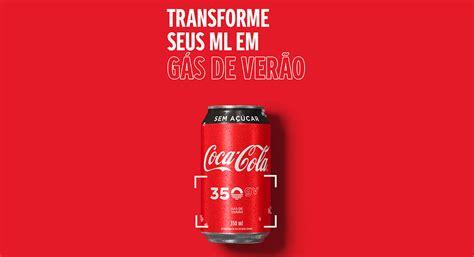 Latas de Coca Cola destravam conteúdos exclusivos em ...