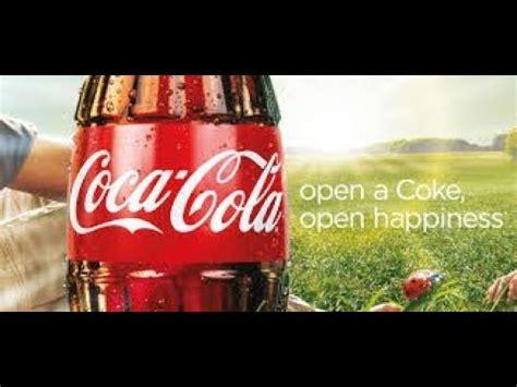 Latest Coca cola ad 2018   YouTube