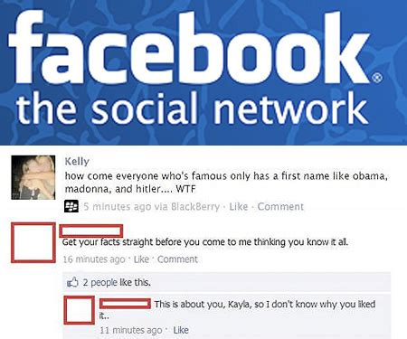 Laugh at 10 Really Funny Facebook Pictures