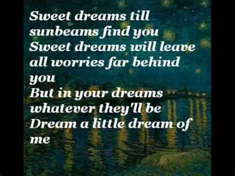 Laura Fygi   Dream a Little Dream of Me  with lyrics ...