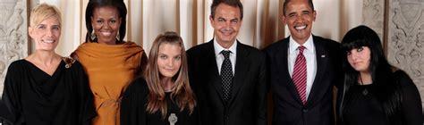 Laura Rodríguez, la hija de Zapatero, nueva becaria de ...