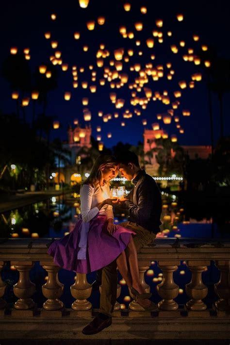 Lauren and Thomas Engagement Photos Tangled Disney ...