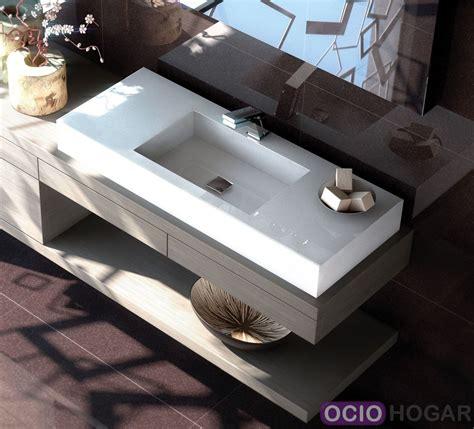 Lavabo de baño con encimera Elegance Silestone by ...