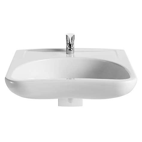 Lavabo de baño SERIE ACCESS Ref. 14027076   Leroy Merlin