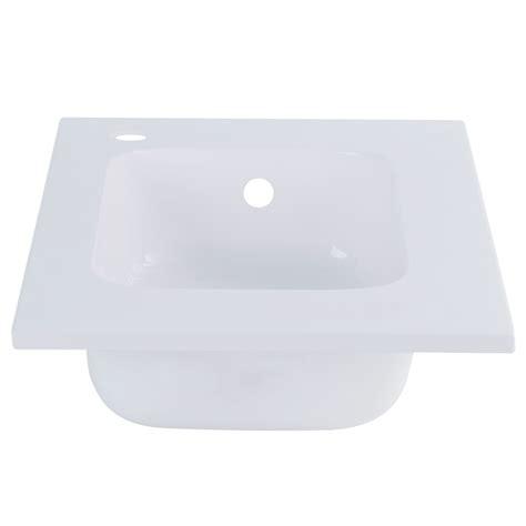Lavabo de baño SERIE LAVANDERIA Ref. 17512194   Leroy Merlin
