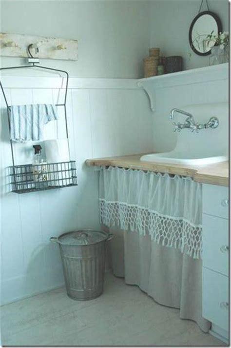 Lavaderos con aire romántico   Decoración de Interiores y ...