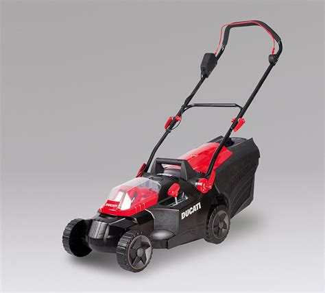 Lawn Mowers Ducati Gardening Collection