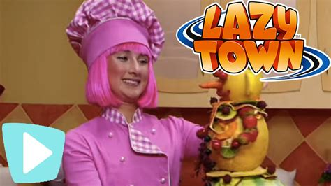 Lazy Town | Action Time!   YouTube
