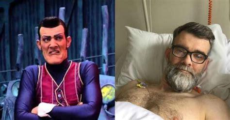 Lazy Town: actor que interpretaba a Robbie Rotten tiene ...
