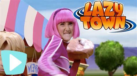 Lazy Town | Birthday Surprise!   YouTube