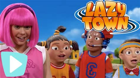 Lazy Town | Brand New Series 4   YouTube